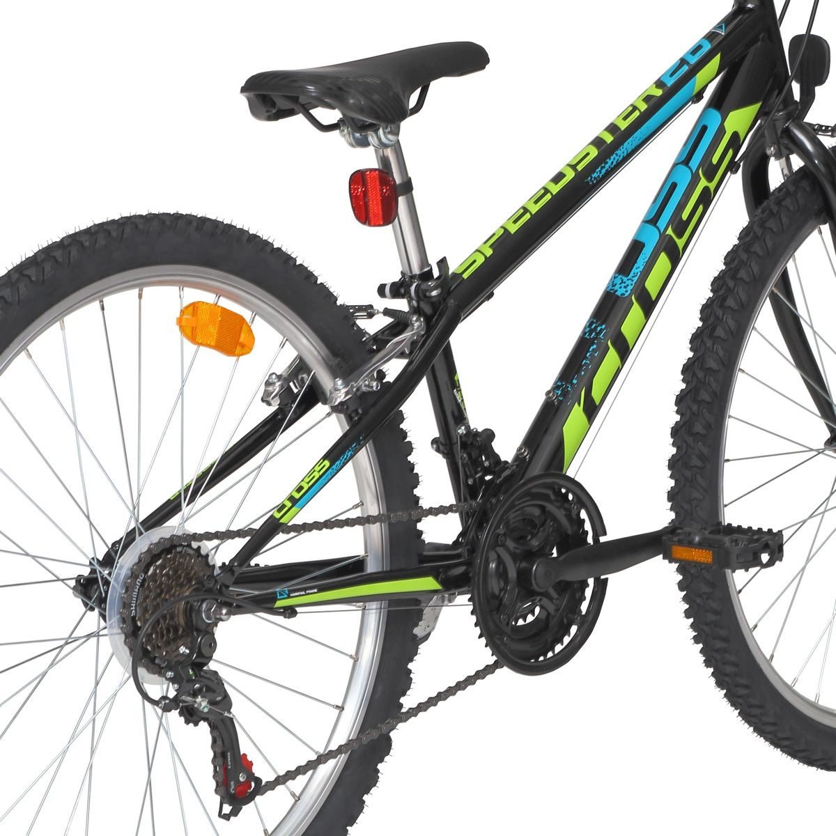 8df3ea7d7f6 store.bg - Speedster Steel 2019 - Детски велосипед 26