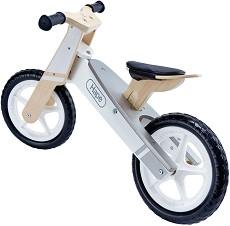 2f8d3a54f1c store.bg - Детски дървен велосипед без педали