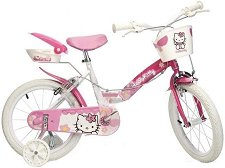 "Hello Kitty Scandinavia - Детски велосипед 16"" -"